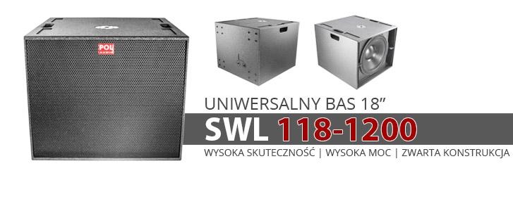 SWL 118-1000 - VERSATILE SUB